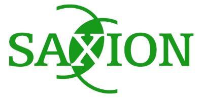 Logo van Saxion