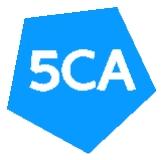 logotipo de la empresa 5CA