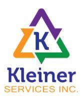 Logo Kleiner Services Inc.