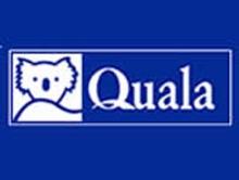 logotipo de la empresa Quala S.A