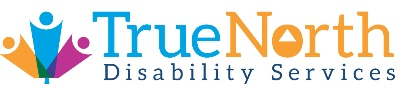Logo True North Disability Services
