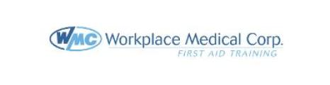 Workplace Medical Corp. First Aid Training logo