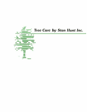 Tree Care by Stan Hunt Inc. & Hunt's Quality Pest Control logo