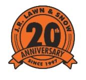 J.R Lawn and Snow: accéder à la Page Entreprise