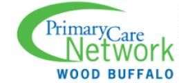 Wood Buffalo Primary Care Network logo