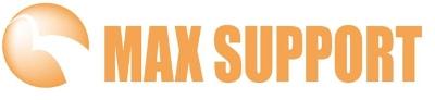 株式会社マックスサポートのロゴ