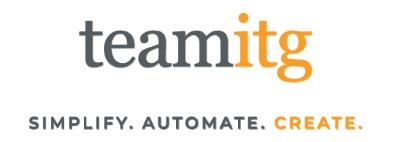 Logo van Team ITG