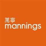 Mannings 萬寧 logo