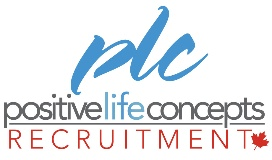 Logo PLC Recruitment
