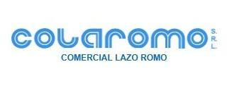 logotipo de la empresa COMERCIAL LAZO ROMO S.R.L