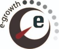 株式会社イーグロースのロゴ
