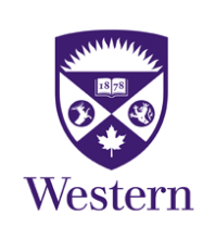 Logo University of Western Ontario