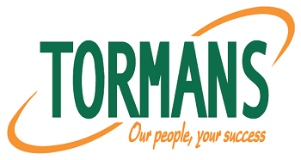 Logo TORMANS GROUP