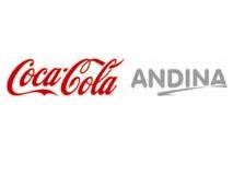 logotipo de la empresa Coca Cola Andina