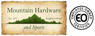 Mountain Hardware and Sports logo
