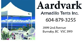 Aardvark Armadillo Tents Inc logo