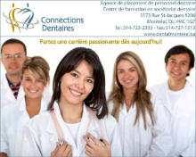 Connections Dentaires logo