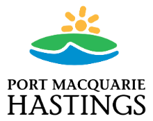 Port Macquarie-Hastings Council logo