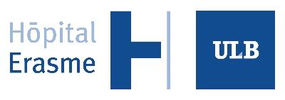 Hôpital ERASME logo