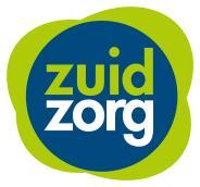 Logo van ZuidZorg