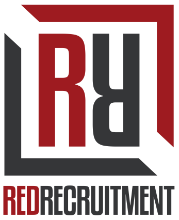 Red Recruitment logo