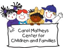 Carol Matheys Center for Children & Families logo