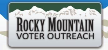 Rocky Mountain Voter Outreach