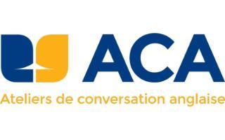 Ateliers de conversation anglaise logo