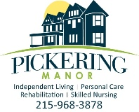 Pickering Manor logo