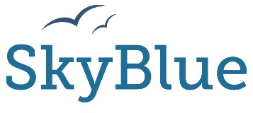 Skyblue Solutions logo