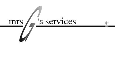 Mrs. G's Services, LLC - go to company page
