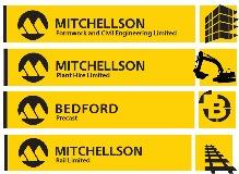 Mitchellson Plant Hire logo