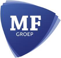 Logo van MF Groep