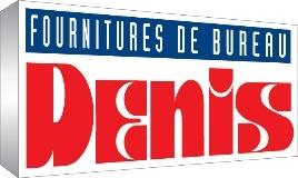 Logo Fournitures de bureau Denis