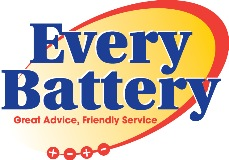Every Battery PTY LTD logo