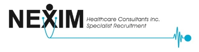 Logo Nexim Healthcare Consultants Inc.