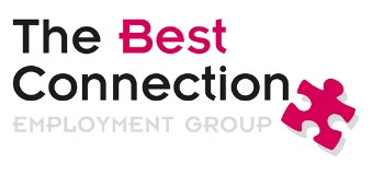 The Best Connection Employment Group logo