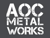 AOC Metal Works logo