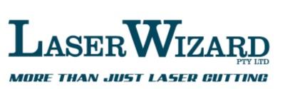 Laser Wizard logo