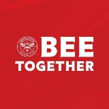 Brentford FC Community Sport Trust logo