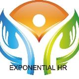 EXPONENTIAL HR logou