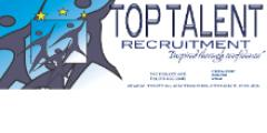 Top Talent Recruitment logo