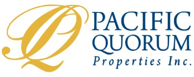 Pacific Quorum Properties logo
