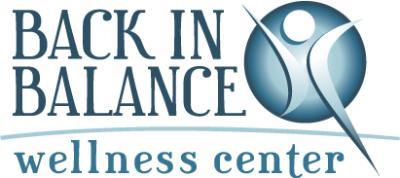 Back in Balance Wellness Center logo