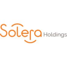 logotipo de la empresa Solera