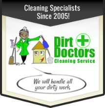 Dirt Doctors Cleaning Service INC logo