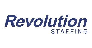 Revolution Staffing logo