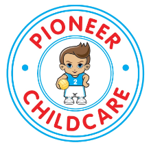 Pioneer Childcare logo