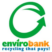 Envirobank Recycling logo