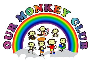 Our Monkey Club C.I.C logo